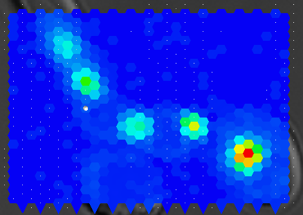 Cells - Spatio Temporal Simulation